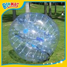 safe upside down hollow plastic bubble balls