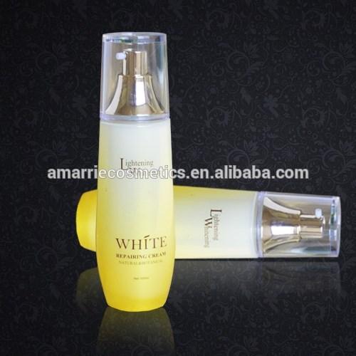الأكثر شعبية المنتج جمال تبييض واشراق ترطيب 100% النباتية استعادة الوجه كريم للنساء استخدام
