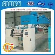 Gl-500e meilleur ruban adhésif faisant la machine avec l'impression
