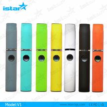 disposable d wax vaporizer pen v1 Dry herb/Wax Vaporizer atomizer