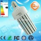 120W led light corn bulbs packing lot LED corn cob warehouse lighting street lighting