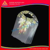 manufacturer Custom High quality PVC PET clear hard plastic box for towel packaging