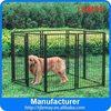 black coated dog cage manufacturer