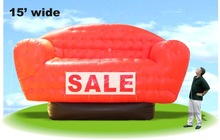 Custom made inflatable soaf air balloon with logo printing S6004
