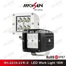 Wholesale Multifunctional 24 Watt LED Work Light, round 24watt LED Work Light, 24v led light truck