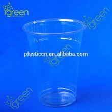 En général utilisé du papier tasse en plastique couvercles/dur transparent en verre en plastique dur transparent en verre en plastique