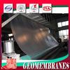 Black & Smooth Waterproof Roof HDPE Membrane 0.9MM