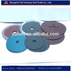 S.C fibre abrasive disc for removing rust/paint