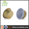 China supplier Factory direct disposable aluminum container of egg tart