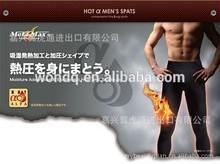 controllo shapewear dimagrimento leggings uomini dimagrimento shaper del corpo biancheria intima pantaloni collant k73