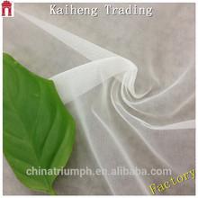 2014 China stock lot Polyamide stabilized yarn, nylon mesh fabric for clothing