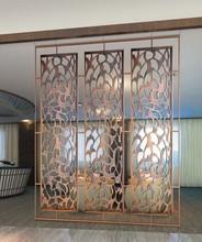 luxury hotel lobby decorative room divider
