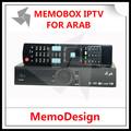 Memobox arábica iptv ev100 arábica tv receptor caixa com função dvb-s2 popular hd bein esportes e osn canais ao vivo