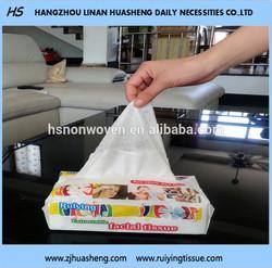 beauty salon products 100% Cotton Biodegradable HS931 Chinese beauty salon products
