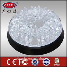 12v led flashing car roof light