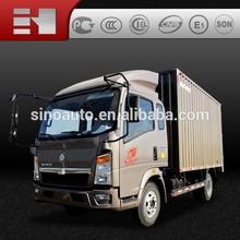 HOWO 4*2 Mini cargo Truck 3ton mini Trucks for sale