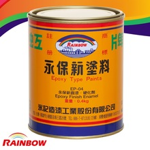 HIGH SOLID CLEAR EPOXY RESIN COATING WITH EPOXY RESIN HARDER