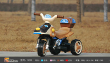 2014 best selling simple design kids electric motorcycle with cheap price
