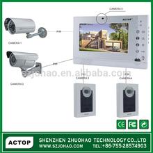 Home security 7 Inch Hands-free Color door vivwer, Video Intercom, door vivwer