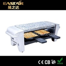 2015 new arrival multi function raclette barbecue grill