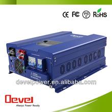 8000 watt pure sine wave inverter with charger dc ac inverter