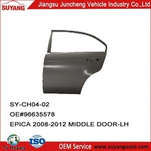 Car Iron Spare Parts Replacement Chevrolet Epica Middle Door