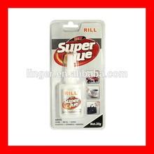 Instant Adhesive 20g Bottle Stronger Super glue Multi-Purpose
