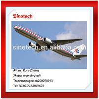 cheap Express air logistics from shenzhen to Mauritius freight