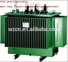 Supply transformer S9 15kva &high quality low loss 6~11kv power transformer