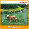 hot selling chain link rolling popular dog cage with wheel