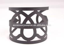thin bangle bracelet,metal new cuff bracelet,iron black bracelet bangle
