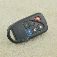 remote fob 3 Button remote key for Mazda 6button car key remote