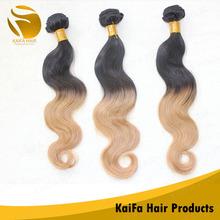 Top Grade Ombre Brazilian Hair Weave