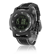Spovan 2014 latest product titanium alloy case analog digital watch