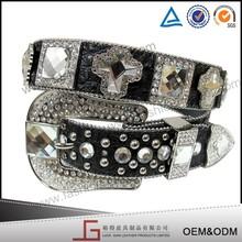First Layer Genuine Leather Innovative Design Leisure Female Belt