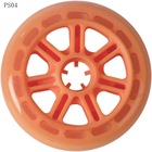 Factory supply high quality inline skate wheels from 50mm to 200mm