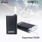 New vapormax wax pen vaporizer dry herb attachment(Vapormax v5.0s)