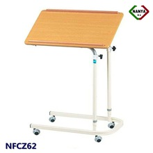 NFCZ62 Bedroom furniture used horizontally or angled adjustable height folding table