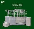 patente caliente banda gastado de la computadora de vidrio embudo para el desmantelamiento de reciclaje de la crt