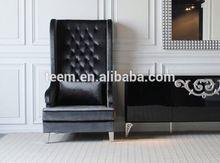 hotel high backrest sofa chair 7 seater sofa set