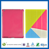 C&T NEW Fashion tablet folio kickstand standing leather case for new ipad air 2