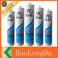silicone sealant for glass curtain walls car windshield rubber auto glass rubber adhesive and sealant