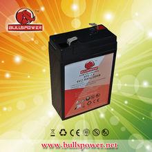6v 2ah battery electronic battery sunrise rechargeable battery for toys BP6-2.8