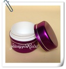 15g,25g,30g,50g empty cosmetic cream jar aluminum cream jar for skin care,hand care
