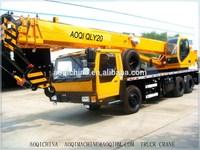 AOQI 20 ton Mobile Crane