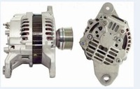 Replacement of MITSUBISHI alternator 24V 80A
