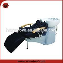 Hot sale Salon furniture lay down washing salon shampoo chair