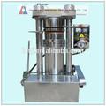 Precio competitivo y un rendimiento estable prensado en frío de aceite extractor para tuercas y semillas