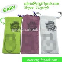 Promotion Newest Small Drawstring Velvet Bag Wholesale