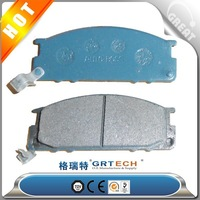 New-made mercedes brake pad OEM factory